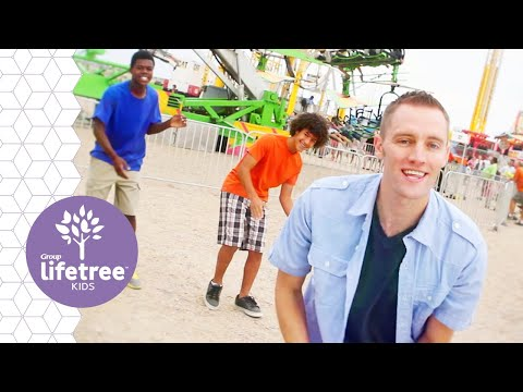 Let's Get A Little Crazy | Kingdom Rock VBS Music Video | Group Publishing