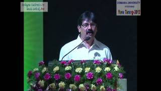 Yuva Tarang 2012 Central Zone Inter University Youth Festival  at Osmania University Video 7
