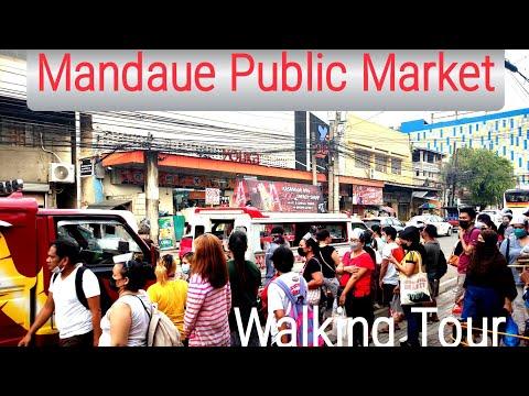 Situation in Mandaue Public Market , Mandaue City, Cebu, Phi