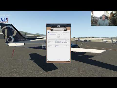 X-Plane Adventures: Review Of Reality Expansion Pack For Default B58 Baron