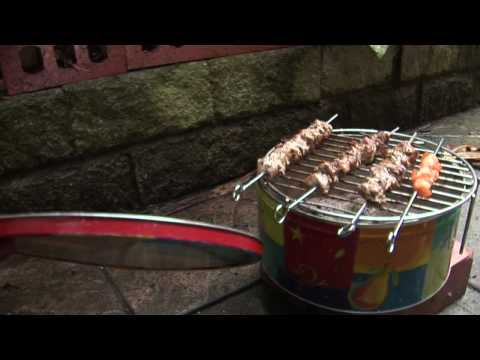 Best Portable DIY BBQ Grill - barbeque - barbecue