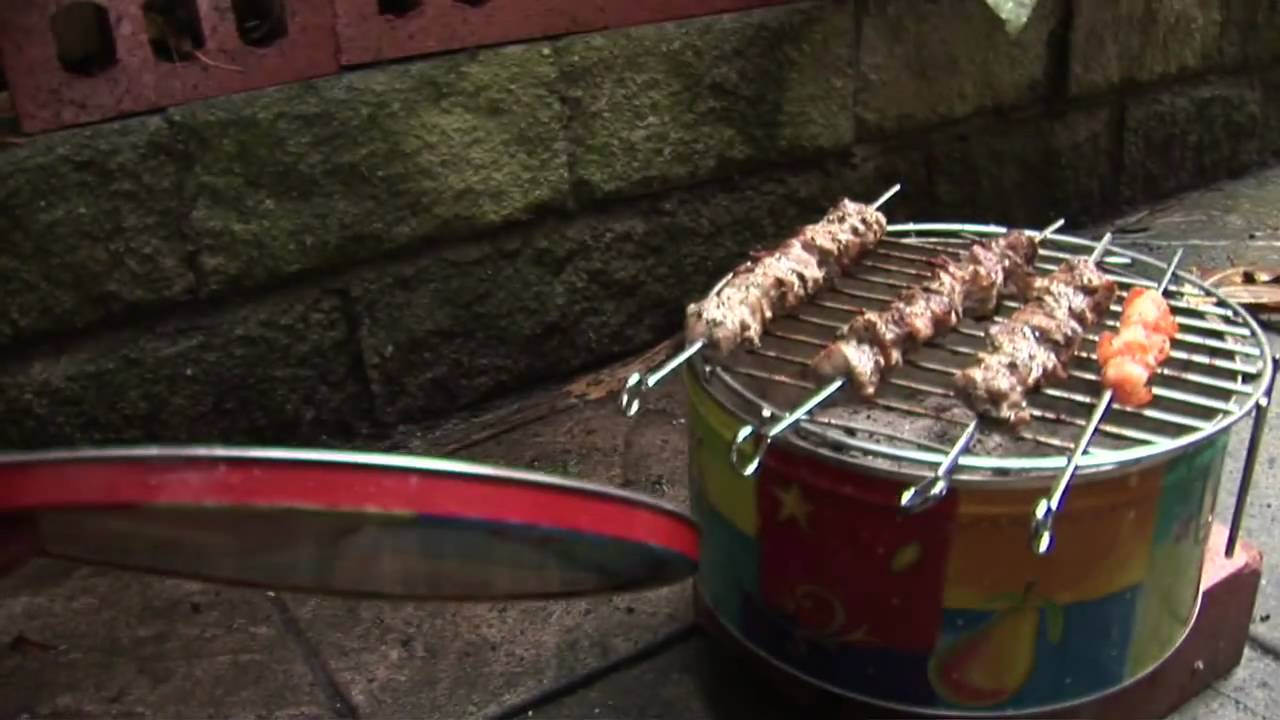 Best Portable DIY BBQ Grill - barbeque - barbecue - YouTube