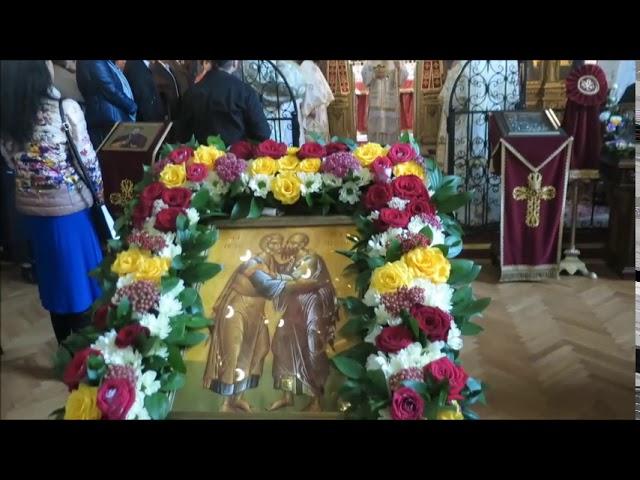 YouSofia: Празник  на светите апостоли Петър и Павел в Софийската духовна семинария