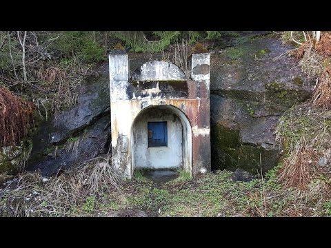 Exploring the silver mines in Kongsberg (Underbergstollen), Norway