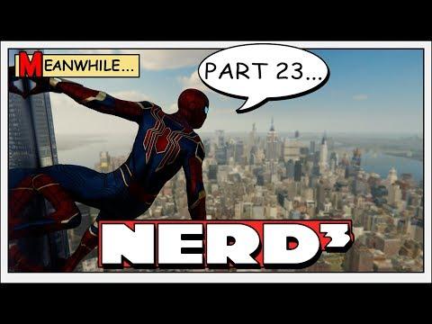 Nerd³ is Spider-Man - 23 - Got Any More Bright Ideas?