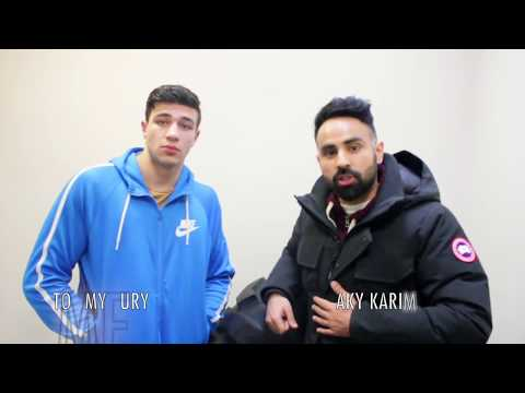 Tommy Fury - Tyson's 17 year old brother has world title ambitions of his own