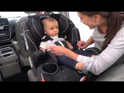 Graco Smartseat With Safety Surround All In One Car Seat Product Video You
