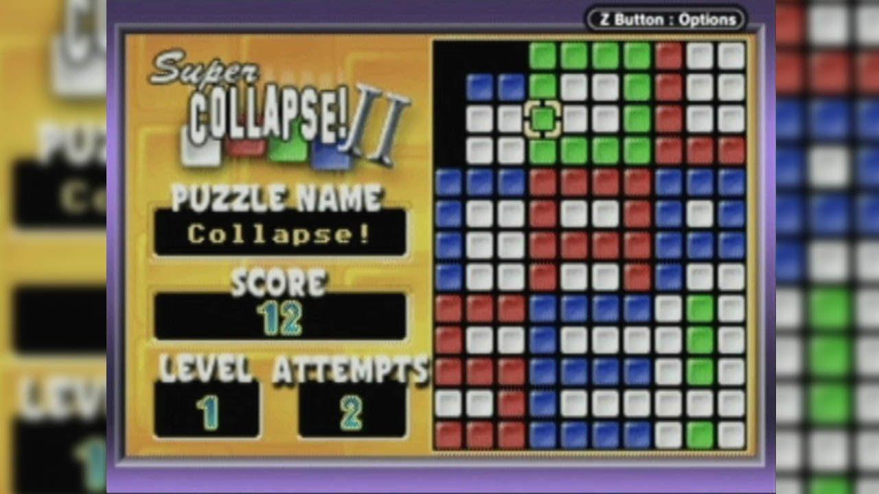 super collapse! ii
