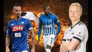 Trabzonspor'un ısrarla istediği sol bek kim, Sörloth ve Hamsik transferinde son durum ne?