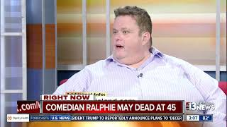 Ralphie May found dead in home