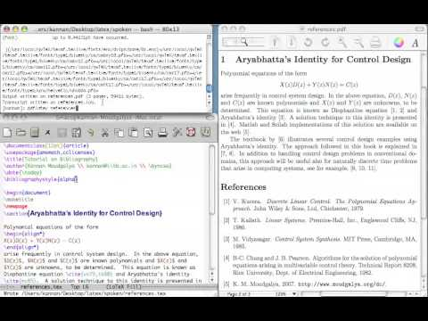 Thesis style essay | Master thesis in computer engineering