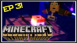 Minecraft STORY MODE | FORMIDI-BOMB TIME! | The Last Place You Look Episode 3 [2/2]