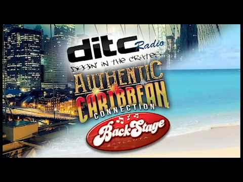 Backstage Caribbean American Party Oct 14 2017