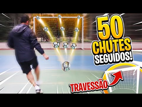 ELE É UMA MÁQUINA!!! (COACH vs TRAVESSÃO) - NUNCA DESAFIE O COACH #4