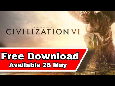 sid meier's civilization vi epic games free download / gratis - youtube