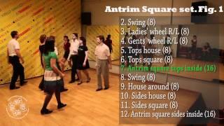 Antrim Square set. Figure 1