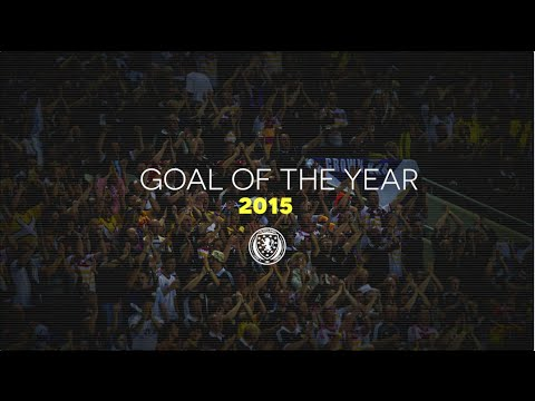 Scotland Goal of the Year 2015
