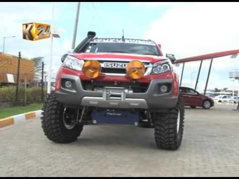 Ignition Spotlight On The Monstrous Isuzu Momo Pickup Truck
