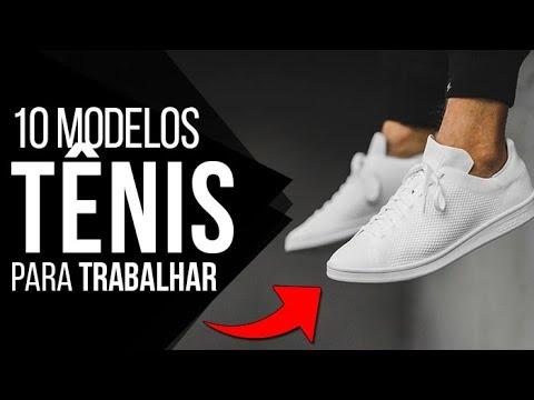 895c3dbef Tênis para Trabalhar Masculino: 10 Sugestões de Sneakers para Trabalhar -  #DicasMM 👟