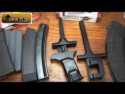 ETS CAM Universal Rifle Magazine Loader