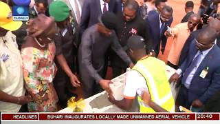 Osinbajo Commissions Beloxxi's Expansion Pt 2 | BoI Weekly |