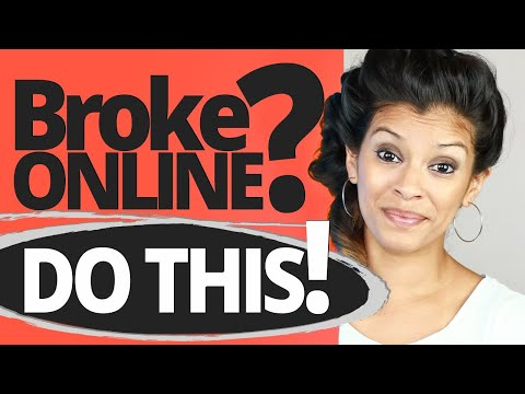 BEST WAY TO MAKE MONEY ONLINE AS A BROKE BEGINNER (WORKING 2020)