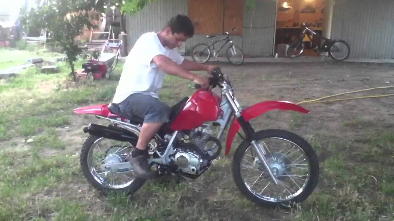 2004 Flywing Mx 150cc Dirt Bike.   YouTube