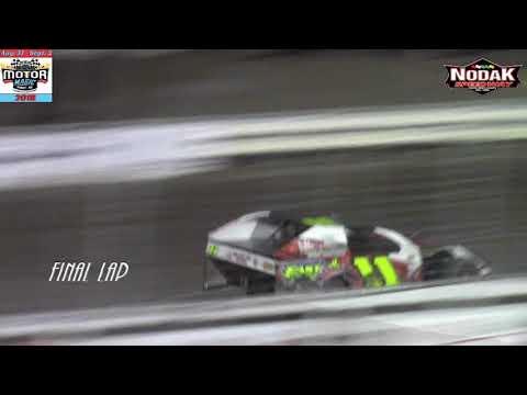 Nodak Speedway IMCA Modified B-Mains (Motor Magic Night #2) (9/2/18)