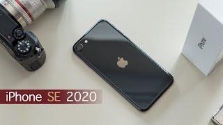 Отказался от iPhone XR ради iPhone SE 2020? Чем берет новый самый дешевый iPhone?