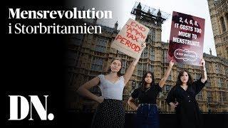 De fick nog – och startade en mensrevolution i Storbritannien