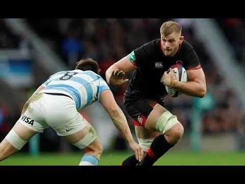 George Kruis dropped from England squad for Australia Test