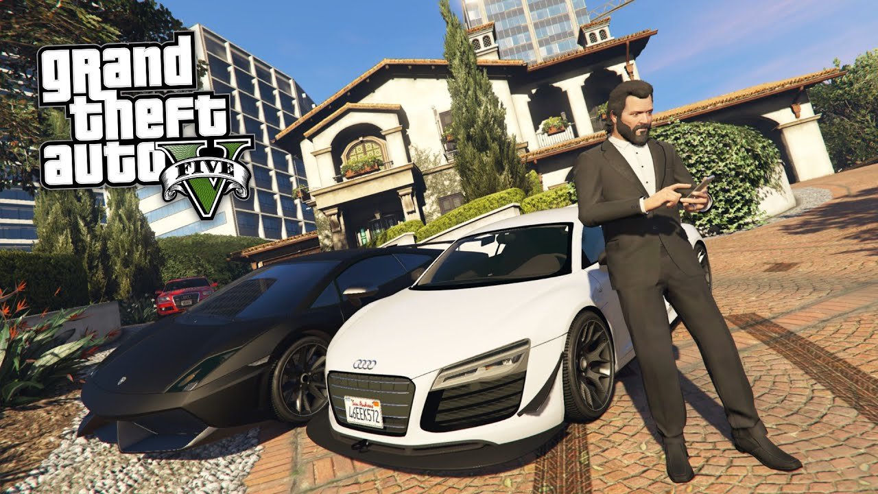 GTA 5 Real Life Mod 29 The Return EPIC Vacation Driving