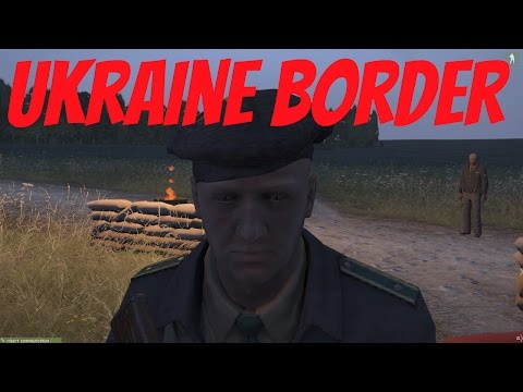 Ukraine Border - Arma 3