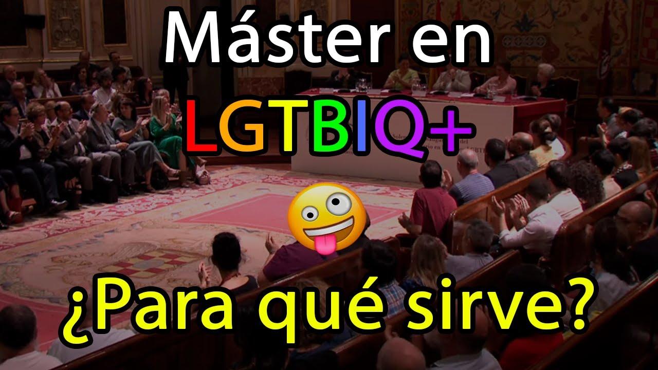 Nuevo Máster universitario LGTBIQ+ | Marcel García