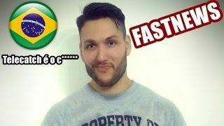 BRASILEIRO ESTREOU NA WWE - FASTNEWS