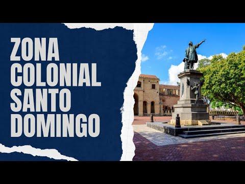 Recorrido por la Zona Colonial de Santo Domingo, República Dominicana