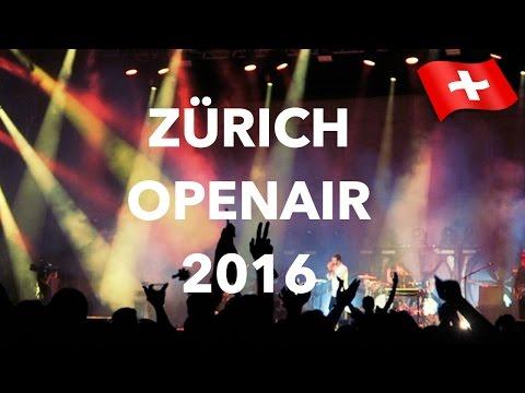 Zürich Openair 2016