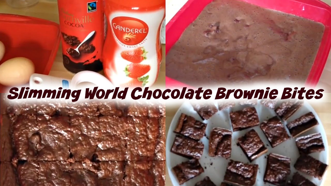 Slimming World Recipe | Chocolate Brownies - YouTube