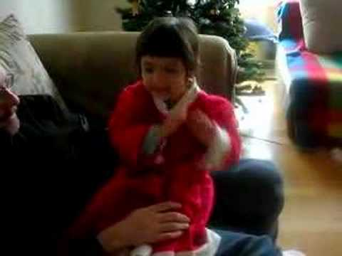 He has a red, red coat - YouTube
