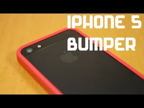 Review: Budget iPhone 5 Bumper