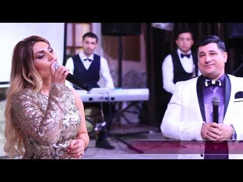 Şəbnəm Tovuzlu və Afiq Qarabağlı (gecələr) super konsert Saratov 2018 (2)