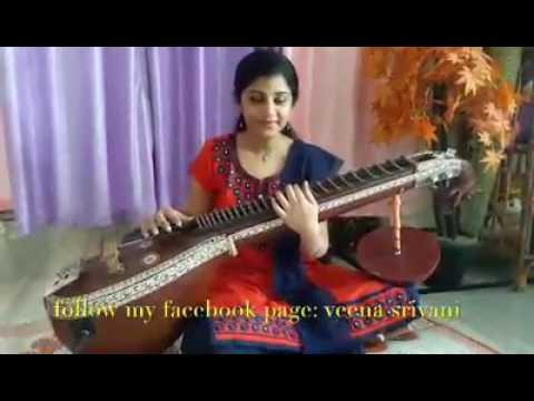 Ar Rahman tamil unpluged  Arabic song veena version