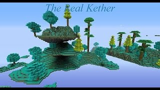 A NEW WORLD!!   Minecraft Mod Review   The Kether 1.7.10