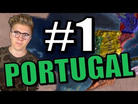 Europa Universalis 4: Portugal Gameplay [EU4 Mare Nostrum] Part 1 |
