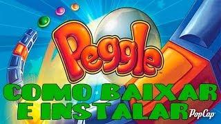 Como baixar e instalar Peggle Deluxe E Nights  - (PC)