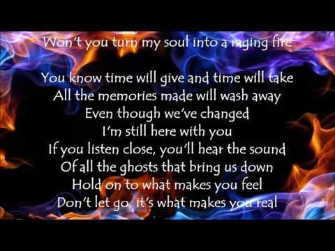 Raging Fire - Phillip Phillips Lyrics