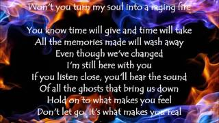 Raging Fire - Phillip Phillips Lyrics