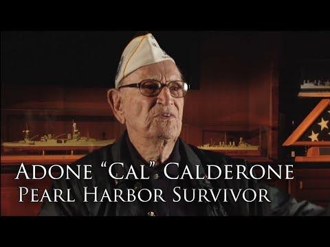 Full Interview: Adone Calderone