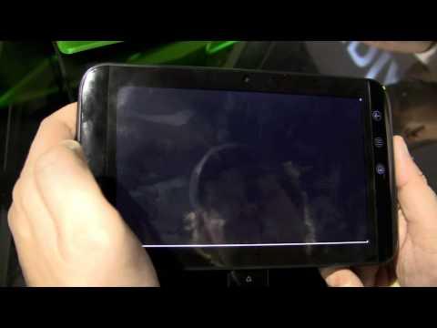 Dell Streak 7 Hands On auf der CES 2011