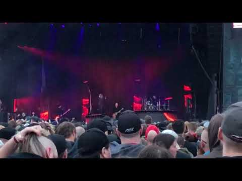 A Perfect Circle - The Contrarian (live) at Northern Invasion 2018